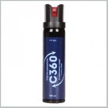 Гелевый газовый баллончик «С 360»